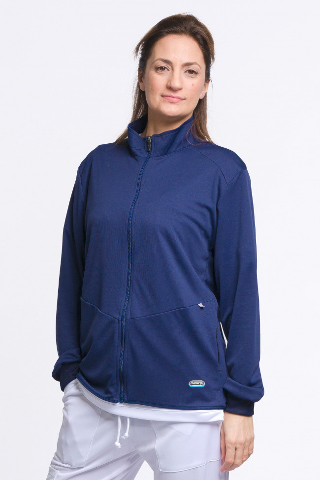 PETER JACKET IN TI-ENERGY 3.0 BLU-4 - POINT
