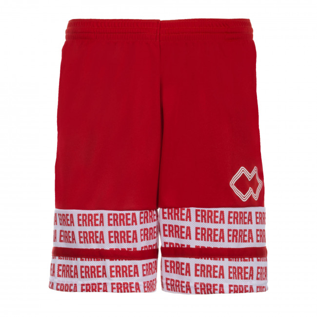 ESSENTIAL SS19 MAN BASKET GRAPHIC SHORTS AD ROSSO - REPUBLIC