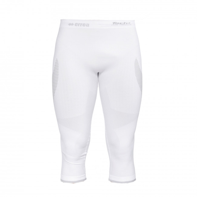 PANTALON 3/4 COMPRESSOR AD BIANCO - 3D WEAR